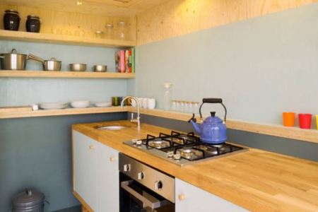 simple kitchen design for small house 18