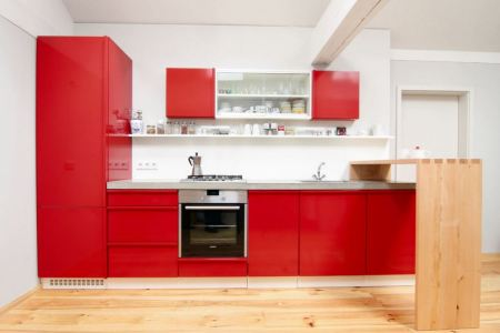 simple kitchen design for small house 19