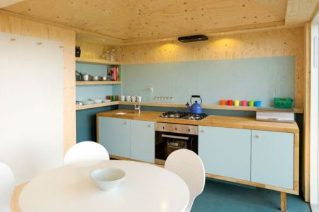 simple kitchen design for small house 21
