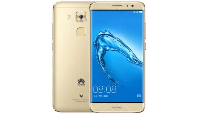 Huawei G9 Plus frontal y trasera