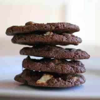 Triple Chocolate Cookie Recipe