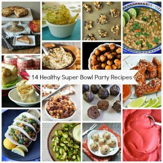 14 Healthy Super Bowl Party Recipes | Savoring Today