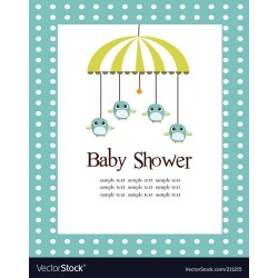 Distinctive A Card Baby Shower Card Vector Image Baby Shower Card Royalty Free Vector Image Vectorstock Baby Shower Card Template Blakeflannerybpageshubbaby Shower Card Messages What To Write