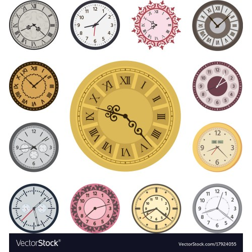 Medium Crop Of Fancy Clock Faces