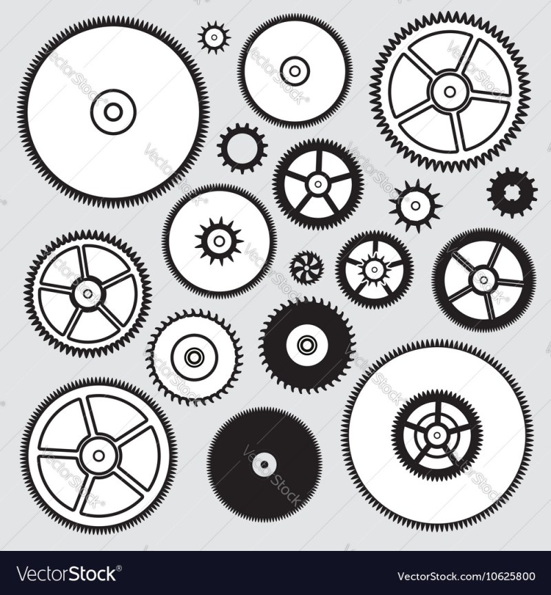 Large Of Clock Gears Images