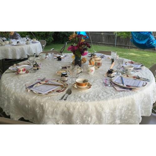 Medium Crop Of Tea Party Bridal Shower
