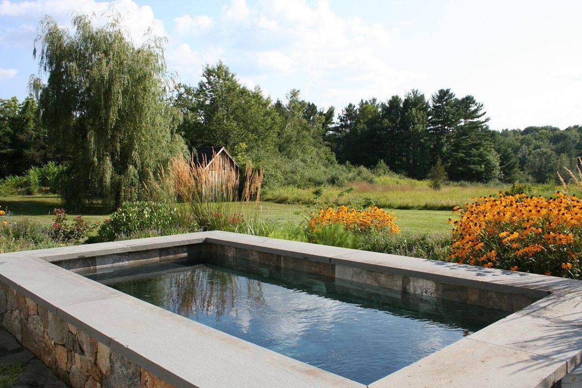 Fullsize Of Backyard Reflecting Pool
