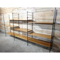 Small Crop Of Modern Metal Wall Shelf