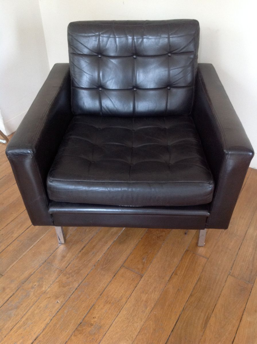 Fullsize Of Mid Century Chair Leather