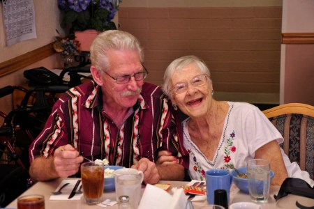 large happy couple at senior living in tucson ?1379630751