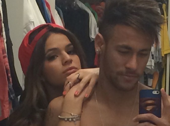 Neymar : jolie déclaration d'amour à sa girlfriend, Bruna Marquezine !