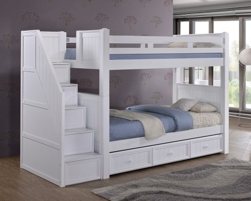 Teal Dillon Twin Bunk Bed Drawers Wood Loft Bed Queen Storage Stairs Dillon Twin Overtwin Bunk Bed Dillon Twin Over Twin Wood Bunk Bed Desk Reversible Storage Stairs Wood Loft Bed