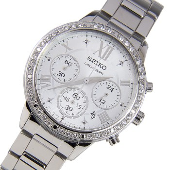 Seiko Ladies SRW855P1 watch