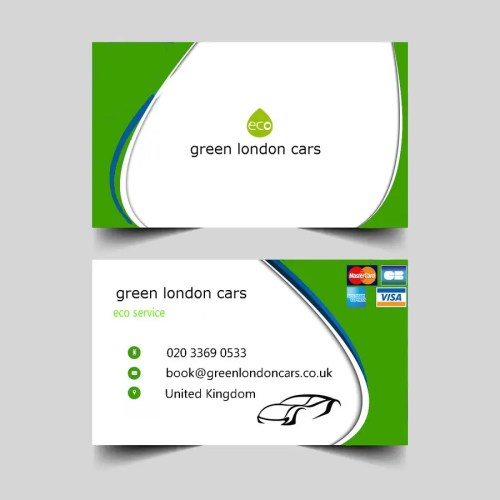 Medium Of What Size Are Business Cards