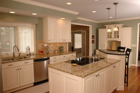 transitional kitchen #keepprotocol