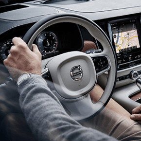 Feature Volvo Interior Design