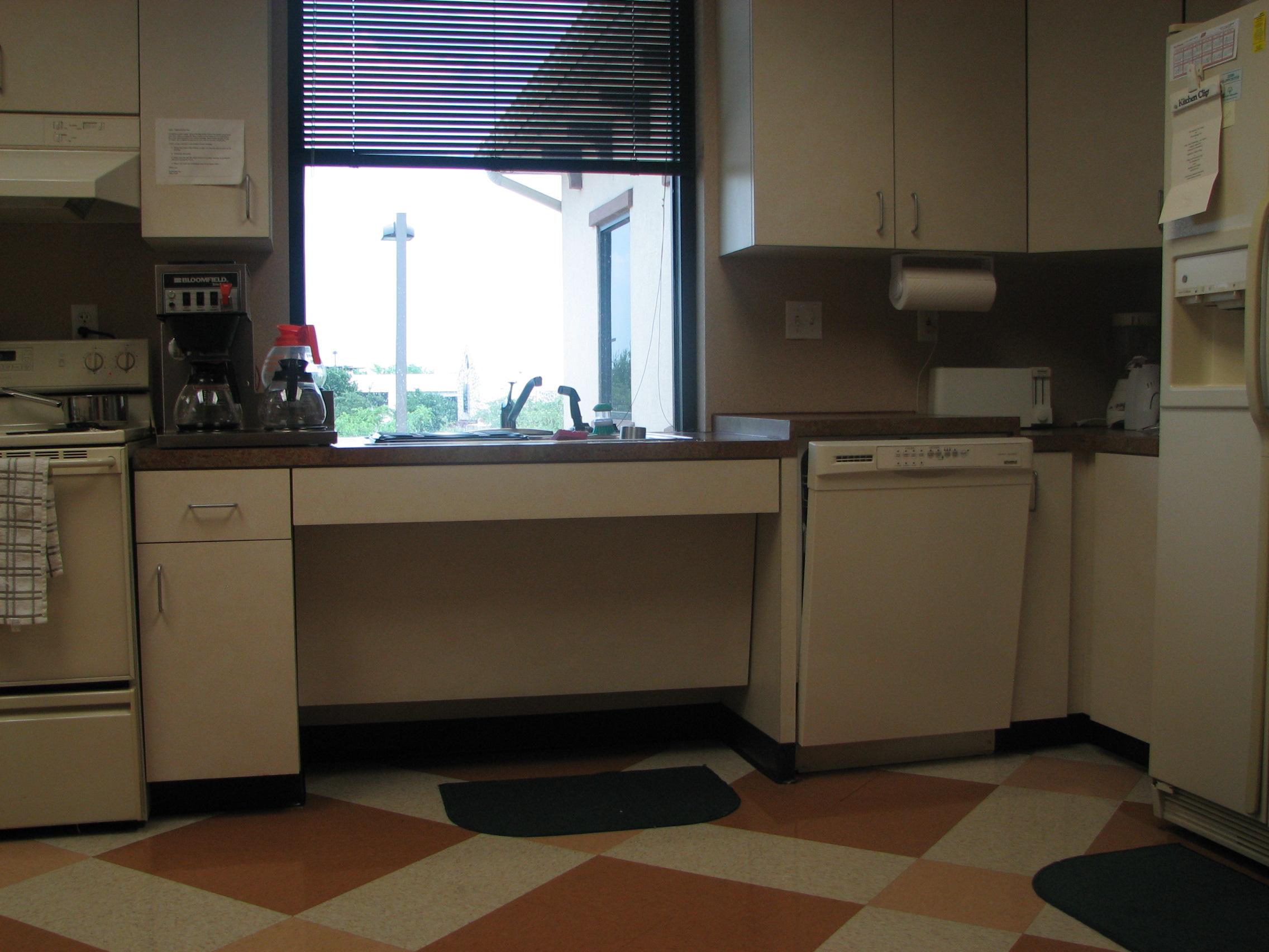 ADA Kitchen Cabinets in Austin Texas kitchen sink cabinets