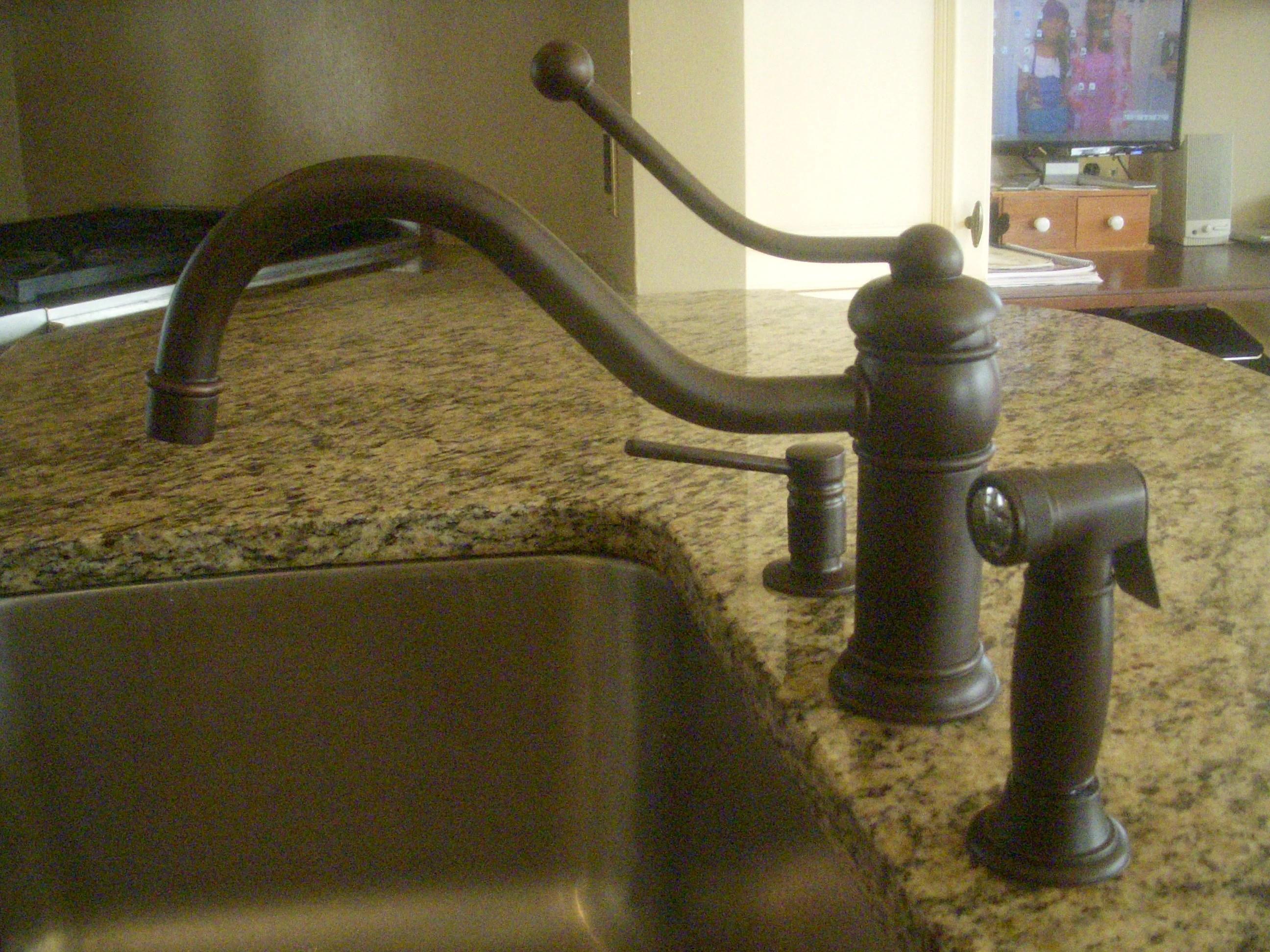 Victorian Kitchen faucets bronze kitchen faucet