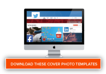 download social media cover photo templates