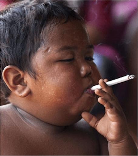 tabaco nene