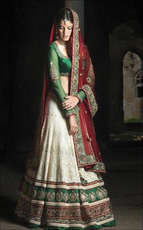 Medium Of Indian Wedding Dresses