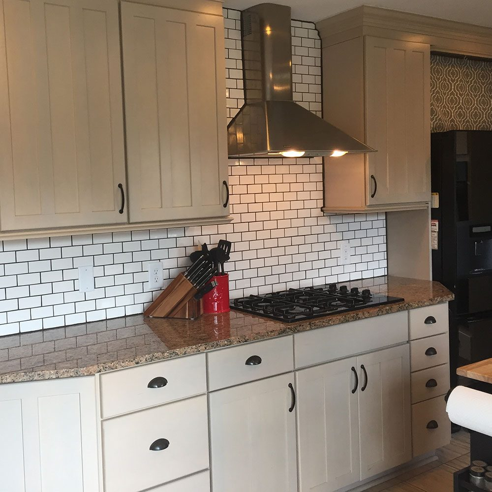 dos and don ts from a first time diy subway tile backsplash install installing kitchen backsplash Do Do Your Research