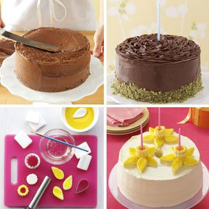 Birthday Cake Decorating Ideas   Taste of Home Cake Decorating Ideas