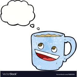Small Crop Of Cartoon Coffee Mug