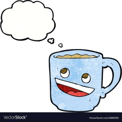 Small Of Cartoon Coffee Mug