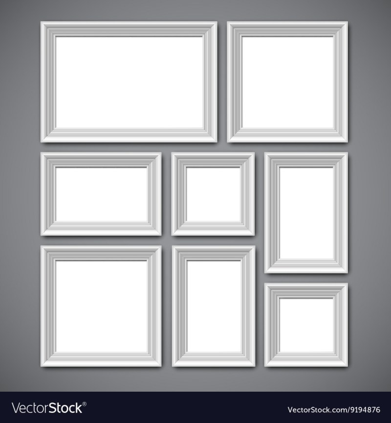 Large Of Picture Frame Collage
