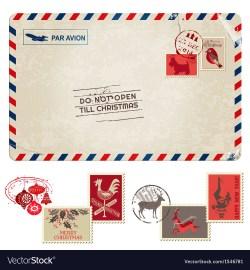 Indoor Vintage Postcard Postage Stamps Vector 1546781 Postcard Stamps Usps Postcard Stamp Size