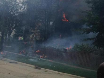 Plainfield Plane Crash Update: Pilot Confirmed Dead, No Injuries Reported in House