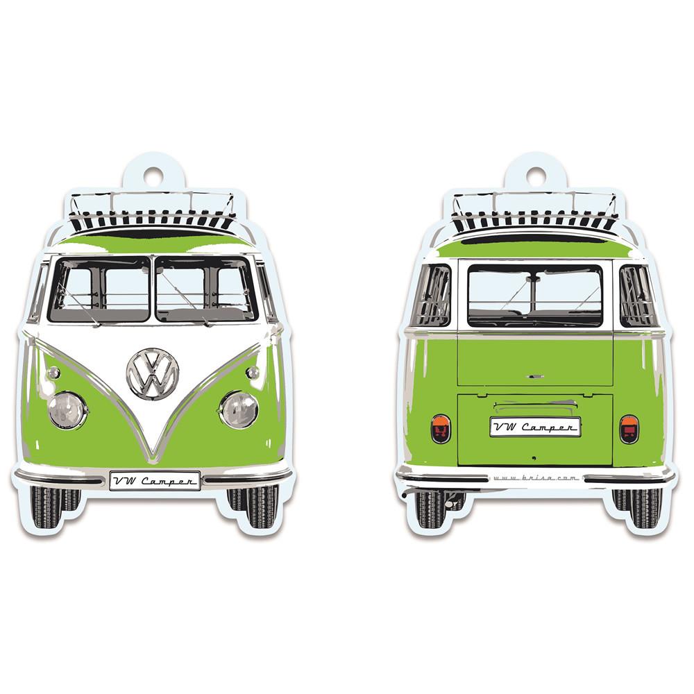Intriguing Official Vw Camper Van Air Freshener Green Apple Auto Regalia Vw Camper Van California Price Vw Camper Van 2018 Price curbed Vw Camper Van