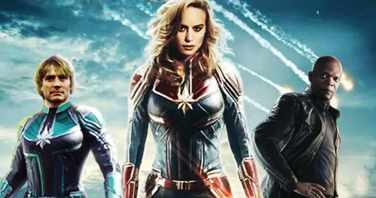 Carol Danvers Dashes Into Action in Latest Peek at Captain Marvel