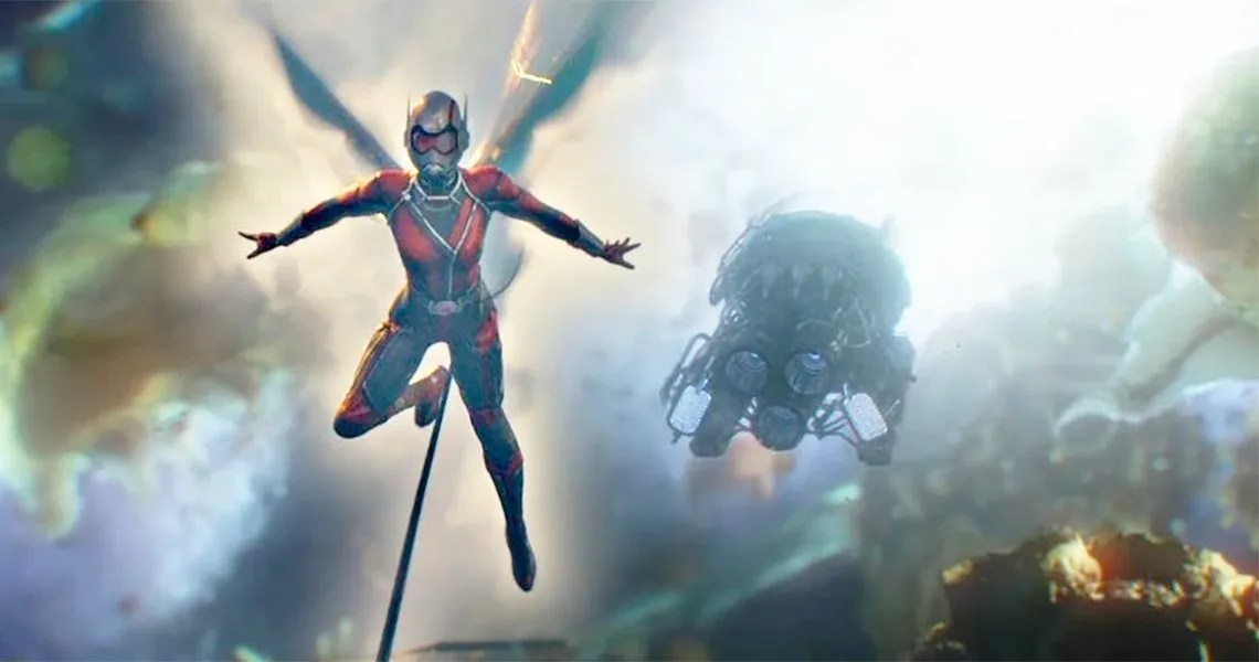 Ant Man 2 Director Sheds Light on the Quantum Realm