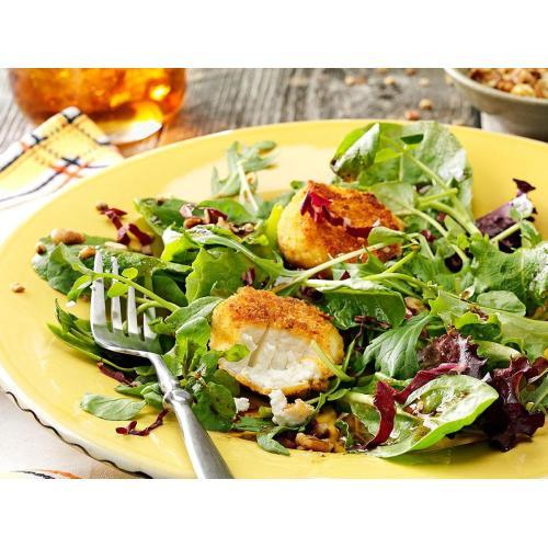 Medium Crop Of Goat Cheese Salad