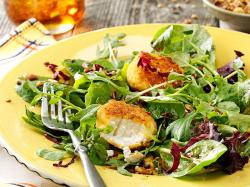 Soothing Ken Raspberry Vinaigrette Goat Cheese Salad Honey Pecan Goat Cheese Salad Exps120588 Th1999636b02 03 4bc Rms Goat Cheese Salad