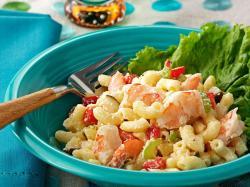 Mind Shrimp Mac Cheese Salad Exps129853 Baftb2307047d03 14 1bc Rms Seafood Mac Cheese Calories Cheese Sourn Seafood Mac