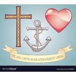Small Crop Of Faith Hope Love