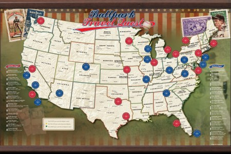 baseball venues in the united states