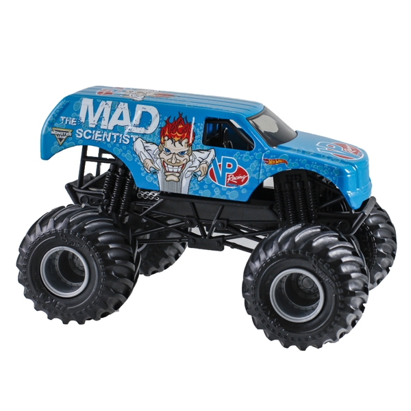 1 24 Hot Wheels VP Racing Fuels  Mad Scientist     Truck