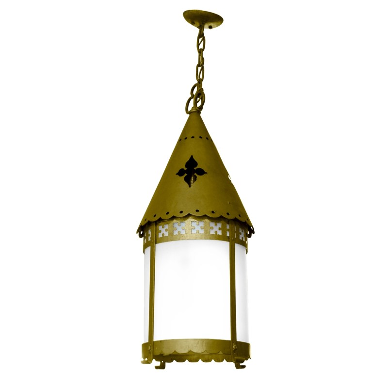 Large Of Brass Pendant Light