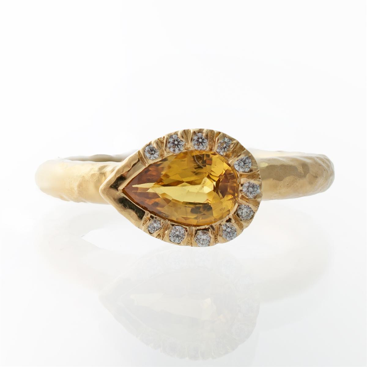 Fullsize Of Yellow Sapphire Ring