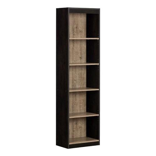 Medium Of 2 Shelf Bookcase