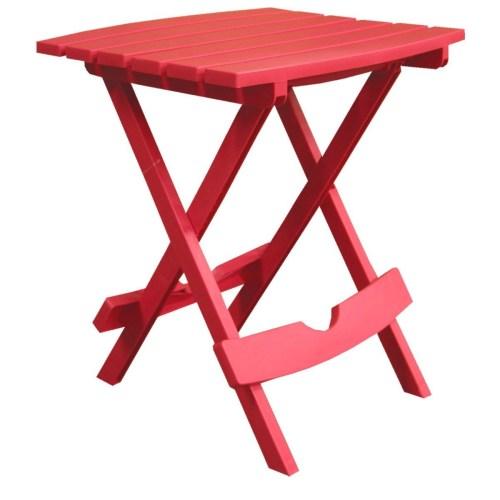 Medium Of Folding Side Table