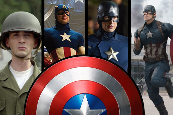 Captain America  Ranking Every Movie From Worst To Best