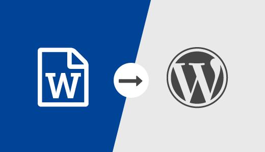 Docx to WordPress