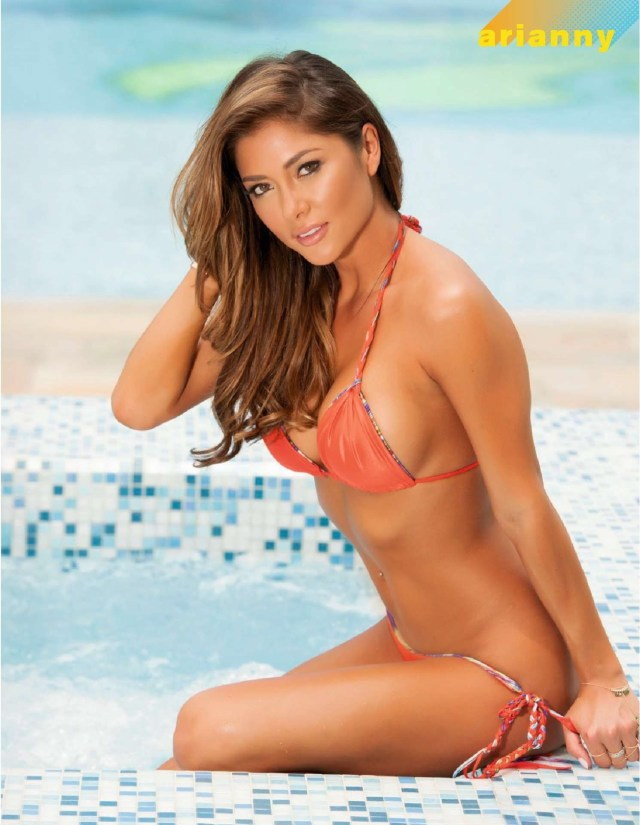 Arianny Celeste Fhm Magazine Philippines August
