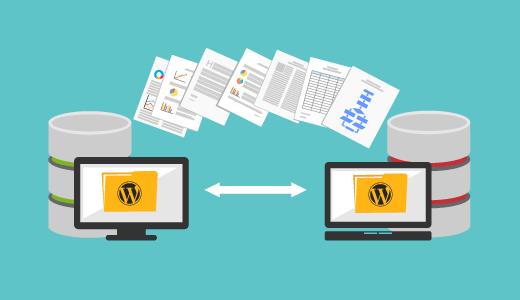 Migrate WordPress to New Server
