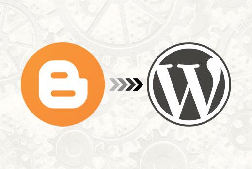 Moving Blogger blog on custom domain to WordPress